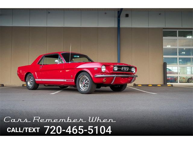 Picture of '66 Mustang - R2PT