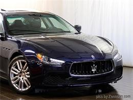 Picture of '16 Ghibli located in Addison Illinois - $29,990.00 Offered by Auto Gallery Chicago - R2Q3