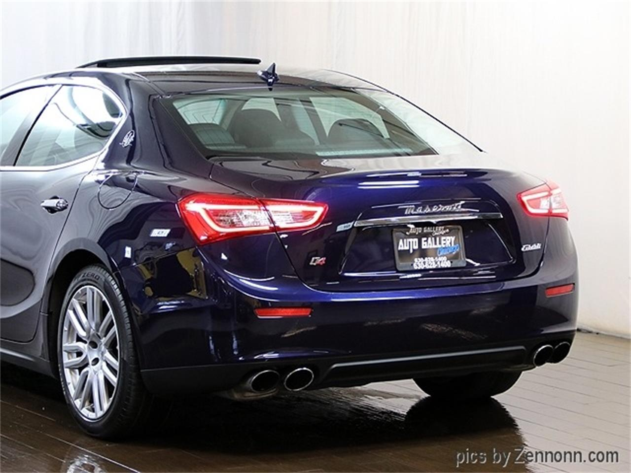 Large Picture of 2016 Ghibli located in Illinois Offered by Auto Gallery Chicago - R2Q3