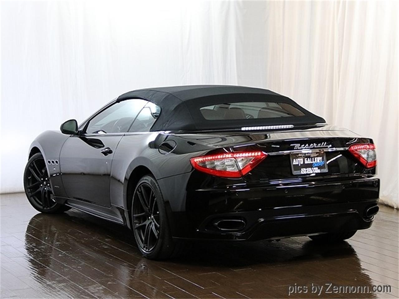 Large Picture of '16 Maserati GranTurismo located in Addison Illinois - R2Q7