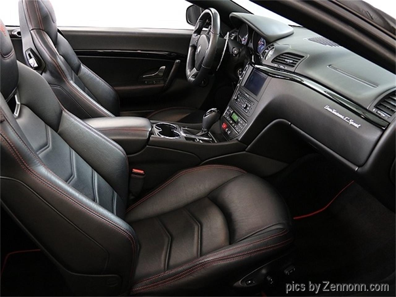 Large Picture of 2016 Maserati GranTurismo - $68,990.00 Offered by Auto Gallery Chicago - R2Q7