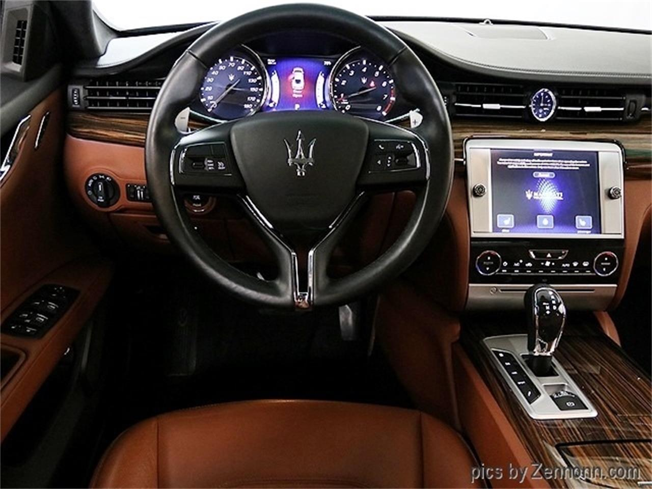 Large Picture of 2016 Quattroporte - $36,990.00 Offered by Auto Gallery Chicago - R2Q9
