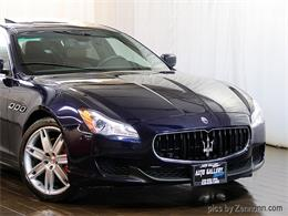 Picture of '16 Maserati Quattroporte - $36,990.00 Offered by Auto Gallery Chicago - R2Q9