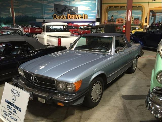 Picture of '86 500SL - R2R3