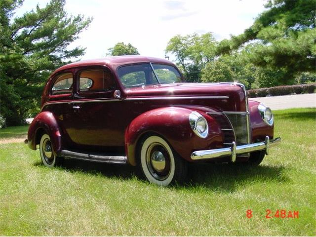 Picture of '40 Deluxe - R2RO