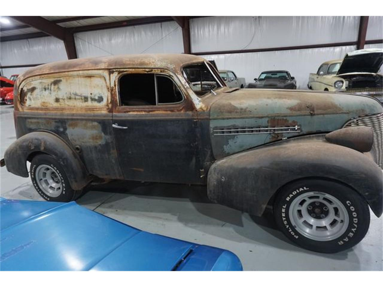 1939 Chevrolet Sedan Delivery For Sale Classiccars Com