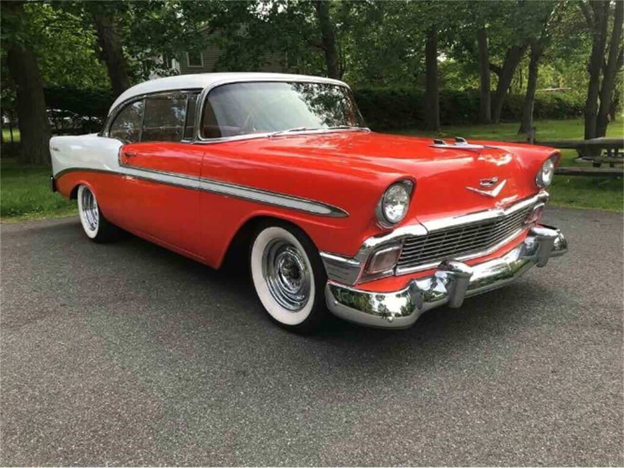 Large Picture of '56 Bel Air - R2S6