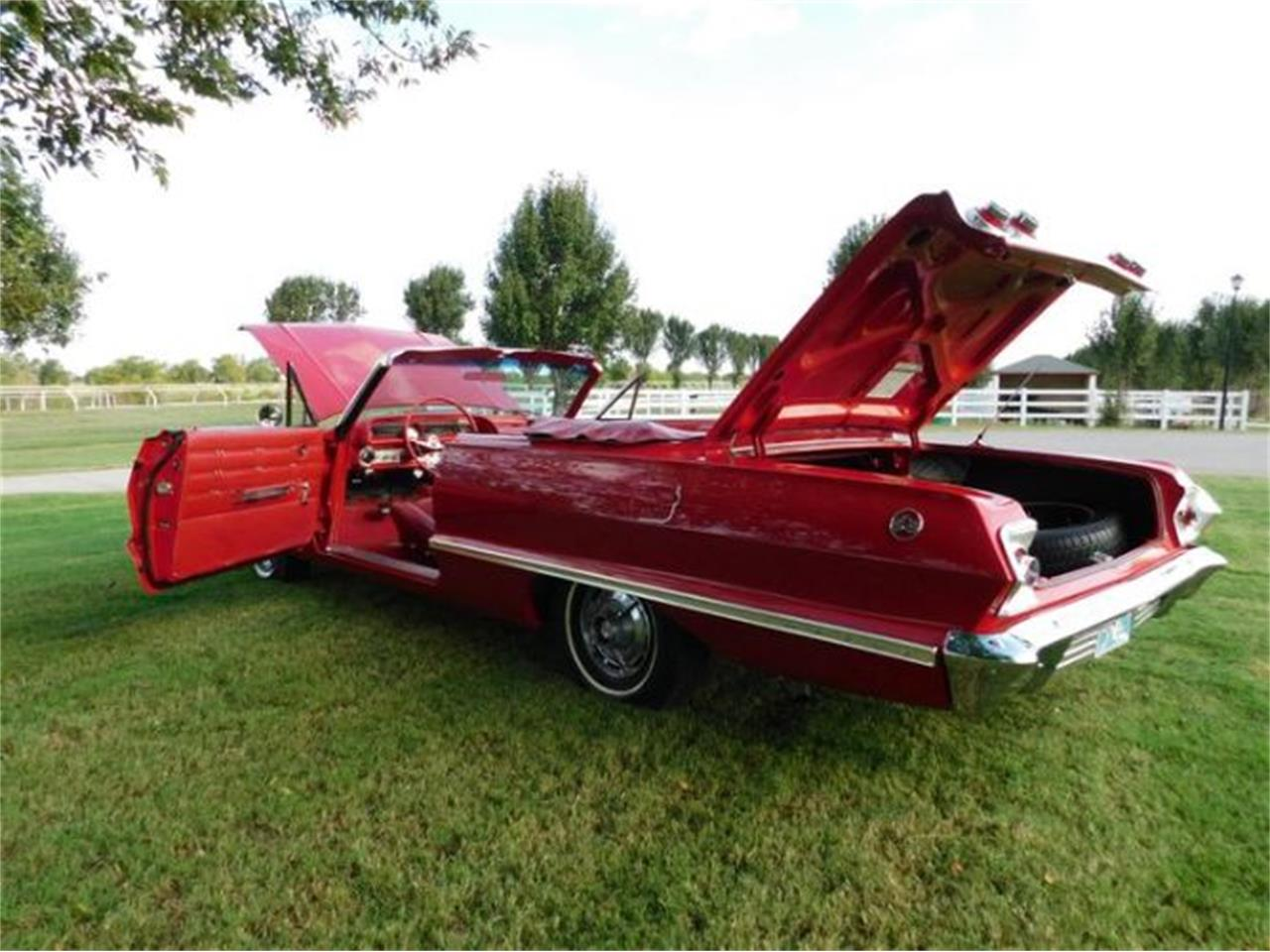 Large Picture of '63 Impala - R2SC
