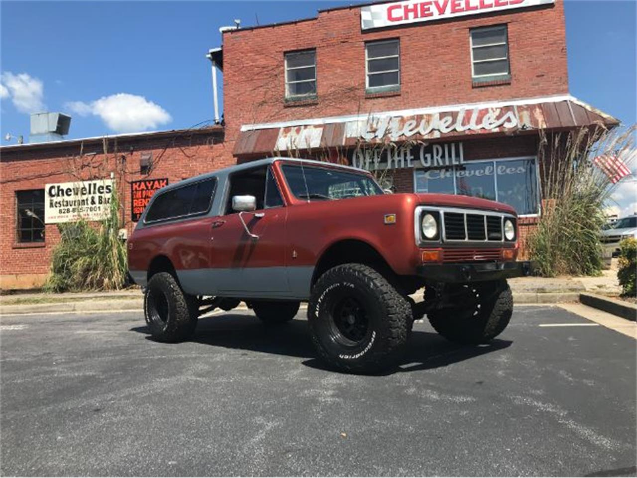 Large Picture of '79 Scout - R2SD