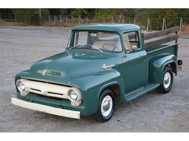Picture of '56 F100 - R2SG