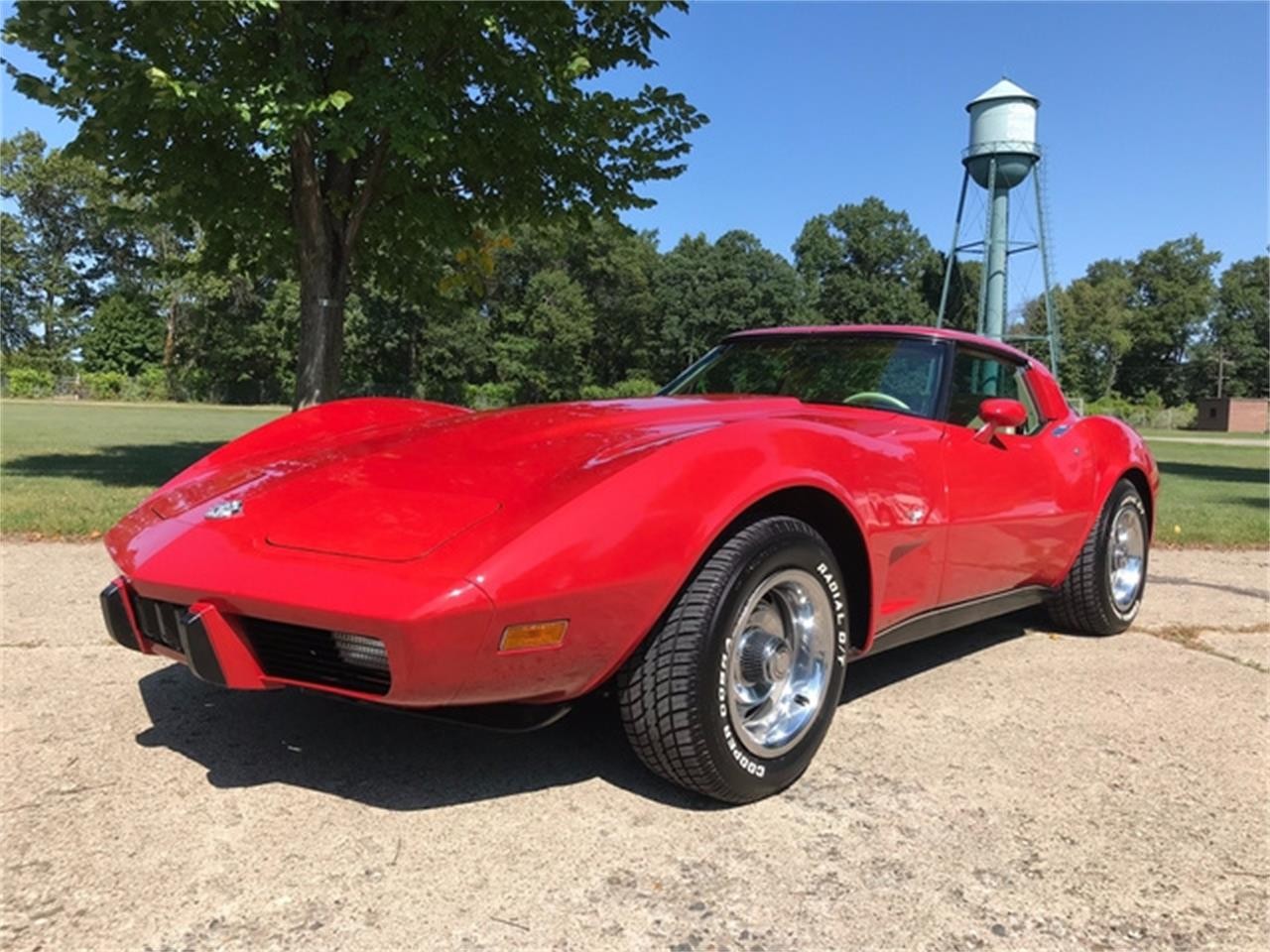 Large Picture of '78 Corvette - R2T7