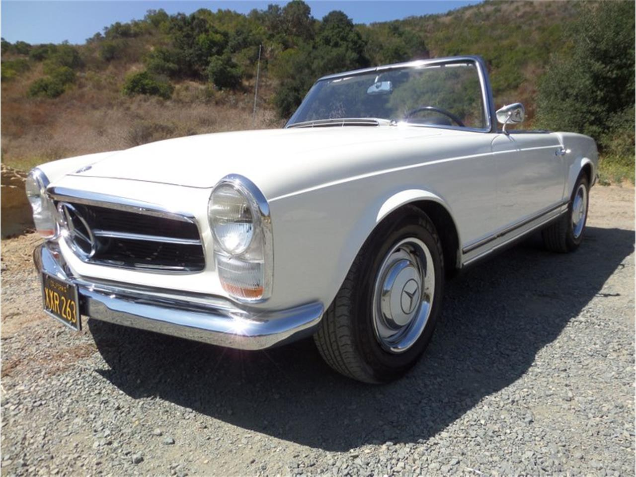 Large Picture of '67 250SL - R2T9