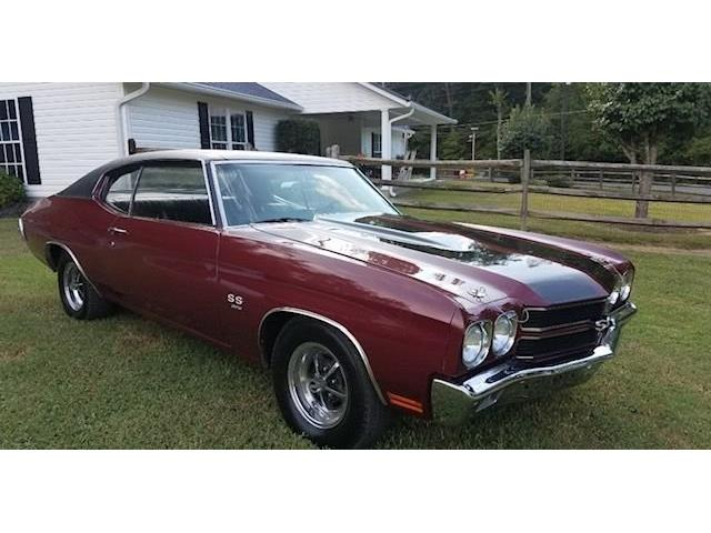 Picture of Classic 1970 Chevelle located in North Carolina Auction Vehicle - R2TH