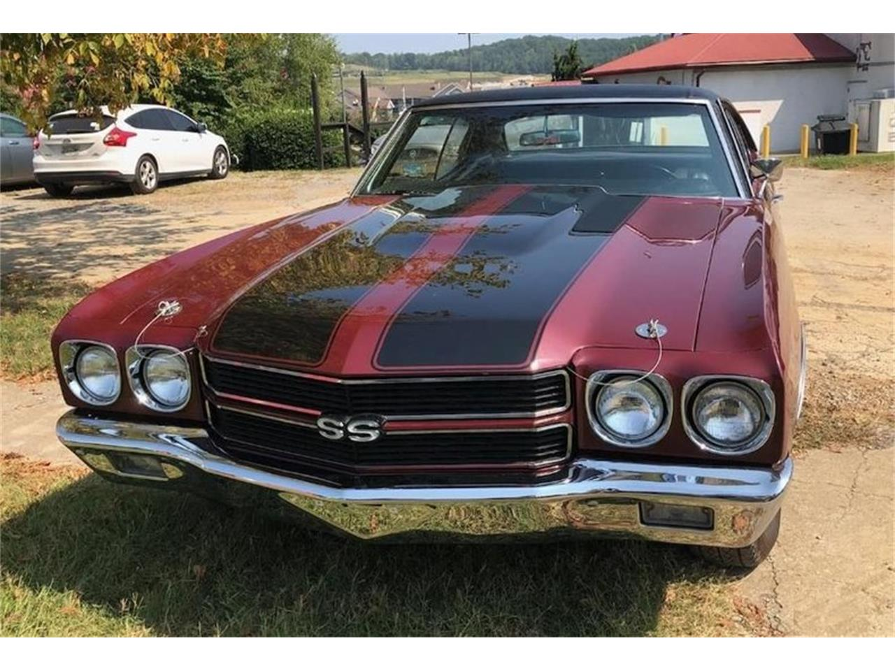 Large Picture of '70 Chevelle - R2TH