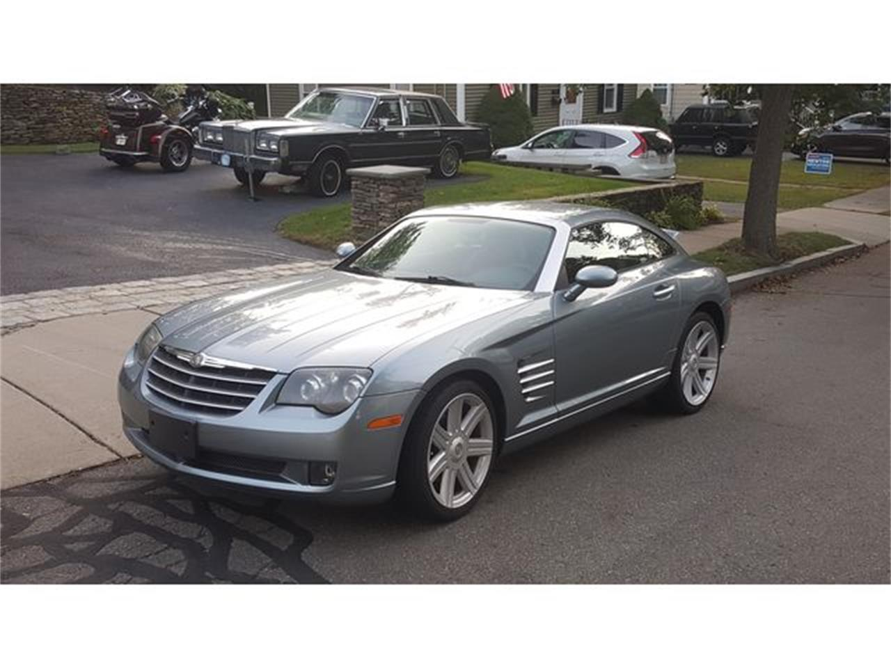 Large Picture of '04 Chrysler Crossfire Auction Vehicle Offered by Carlisle Auctions - 341 deactivated - R2UF