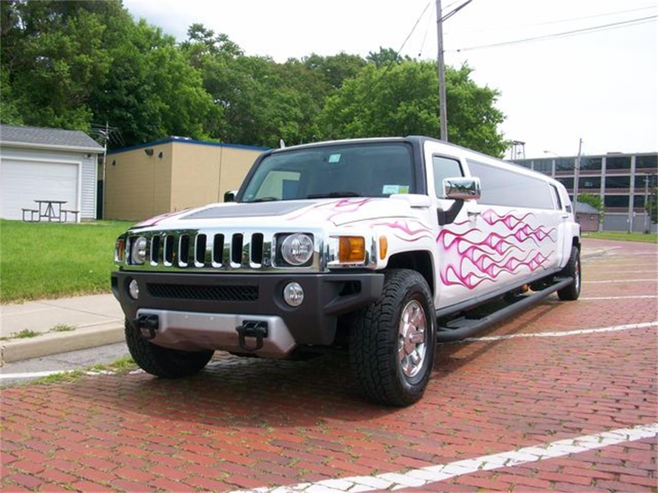 Large Picture of 2008 Hummer H3 Auction Vehicle - R2UG
