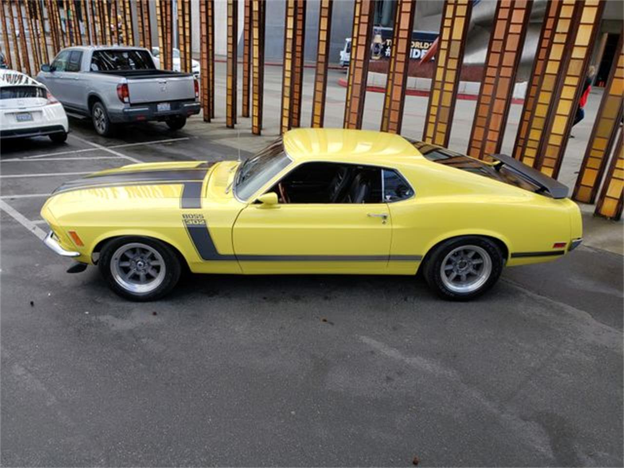 Large Picture of '70 Mustang - R2UM