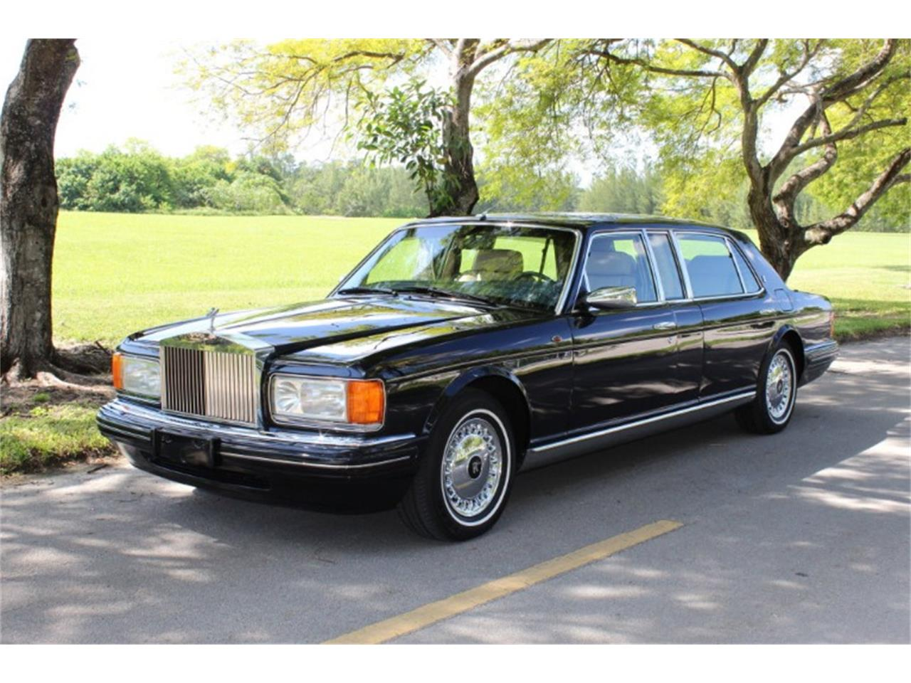 Large Picture of '99 Silver Spur Offered by Vantage Motorworks - R2UN