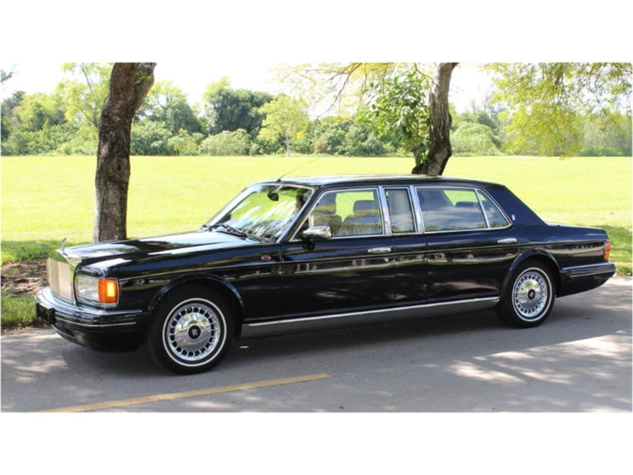 Large Picture of '99 Rolls-Royce Silver Spur located in Florida Offered by Vantage Motorworks - R2UN