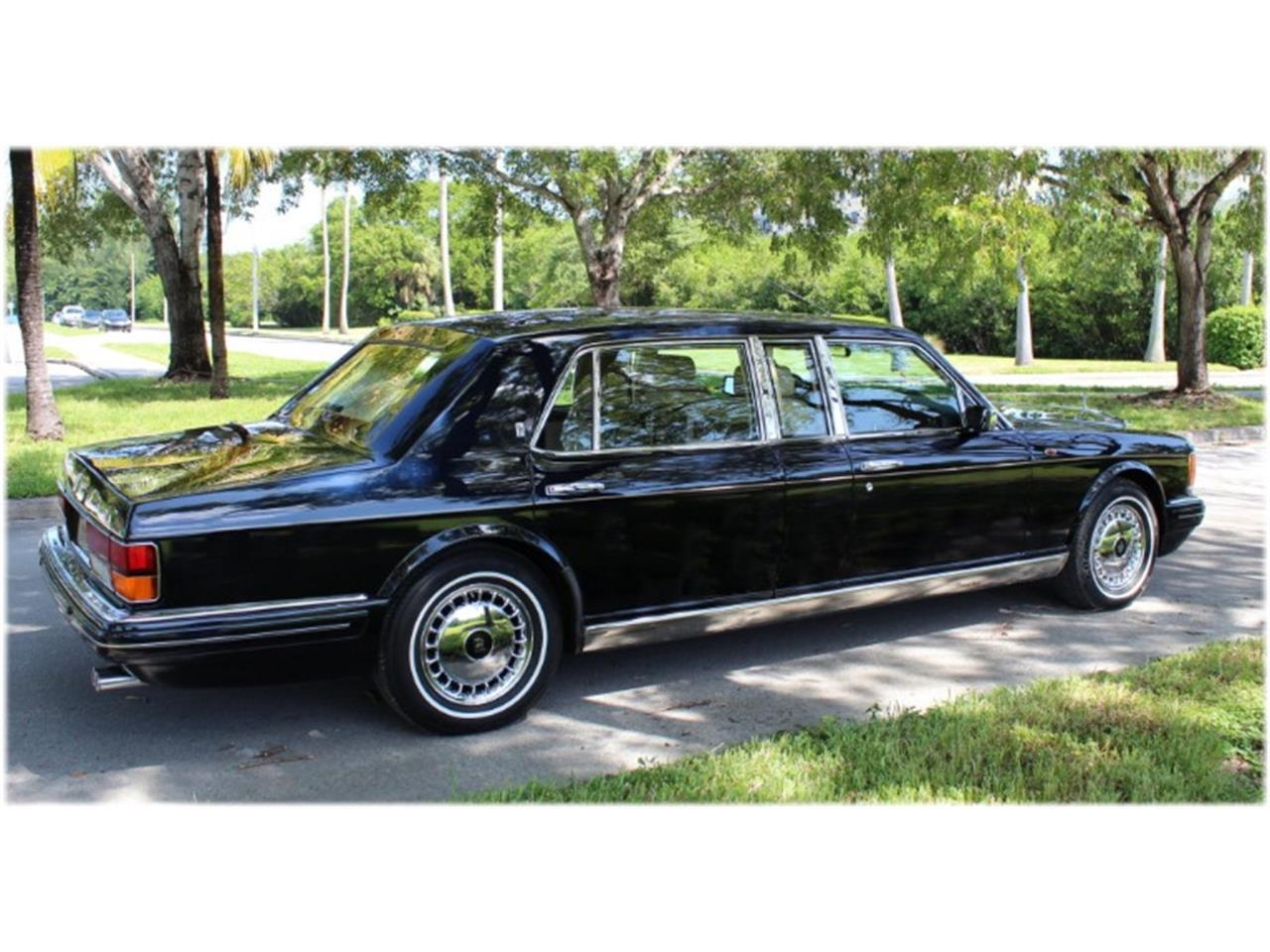 Large Picture of 1999 Rolls-Royce Silver Spur located in North Miami  Florida - R2UN