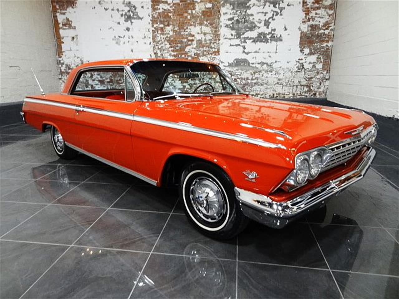 Large Picture of Classic '62 Chevrolet Impala located in Kansas - $54,000.00 Offered by Wagners Classic Cars - R2UP