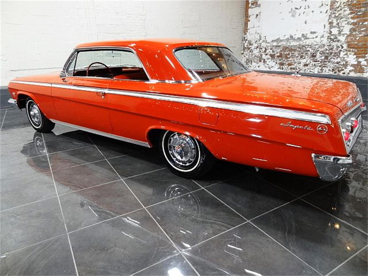 Large Picture of '62 Impala located in Kansas Offered by Wagners Classic Cars - R2UP