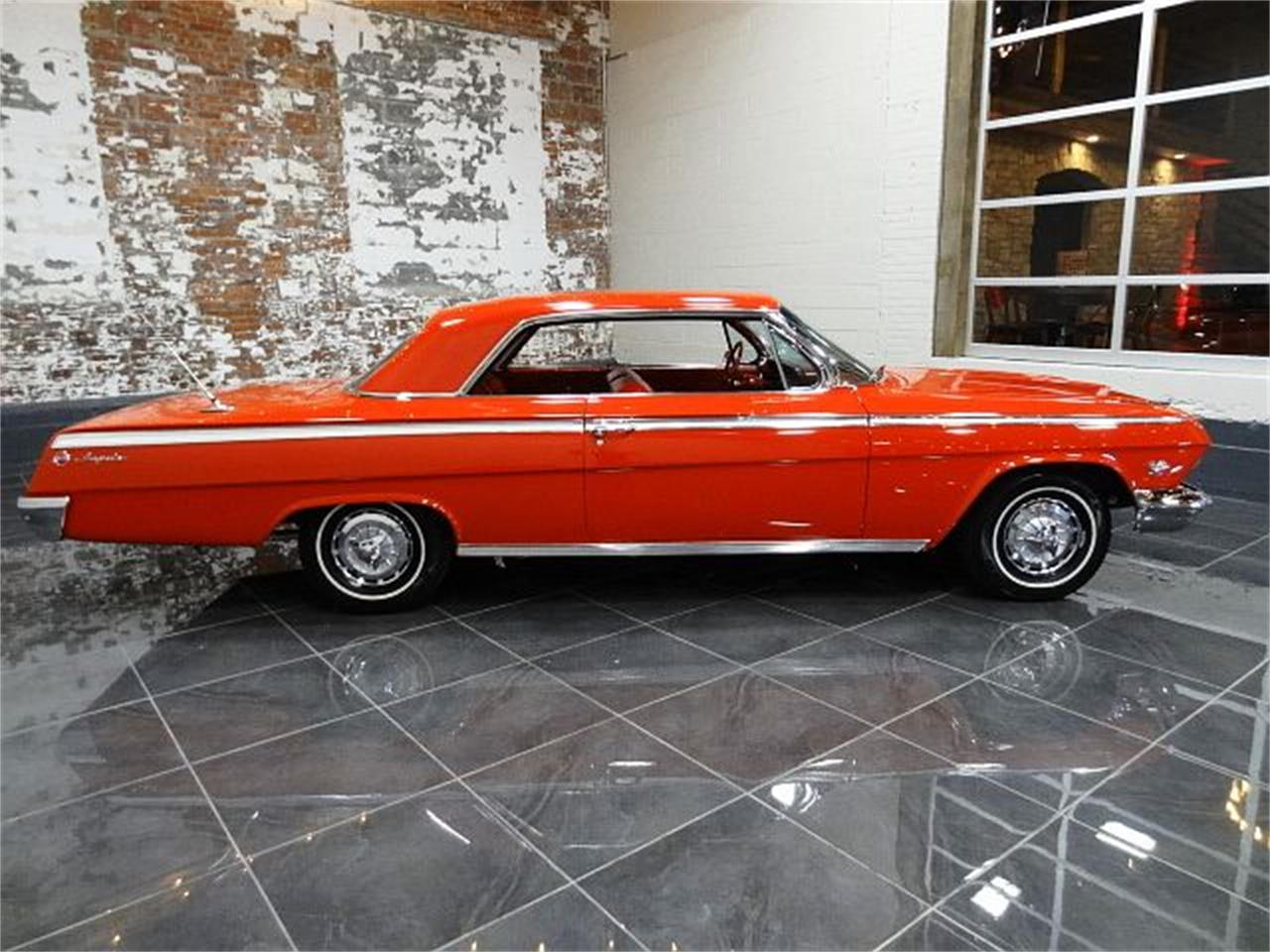 Large Picture of '62 Impala - $54,000.00 Offered by Wagners Classic Cars - R2UP