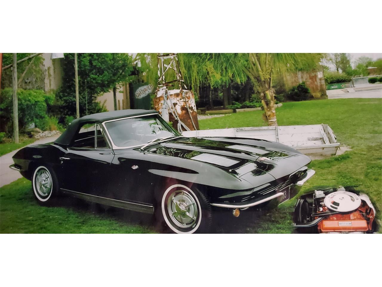 Large Picture of '63 Corvette - R2UT