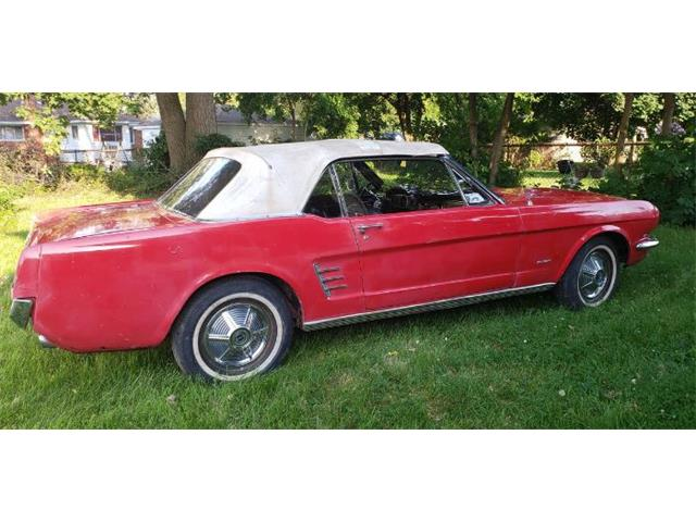 Picture of '66 Mustang - R0HI
