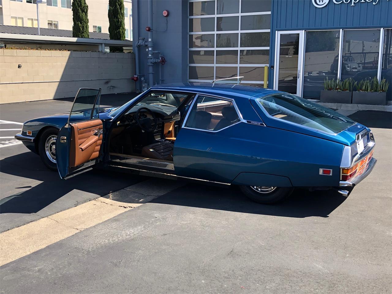 Large Picture of Classic 1972 Citroen SM - $64,800.00 - R2VA