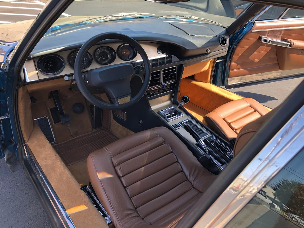 Large Picture of '72 Citroen SM located in Newport Beach California - $64,800.00 Offered by Copley West - R2VA