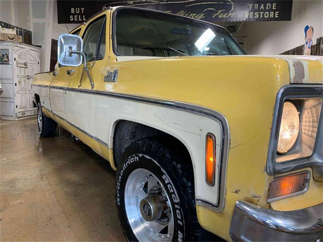 Large Picture of '78 GMC Pickup located in Redmond Oregon - $8,500.00 Offered by Cool Classic Rides LLC - R2VD