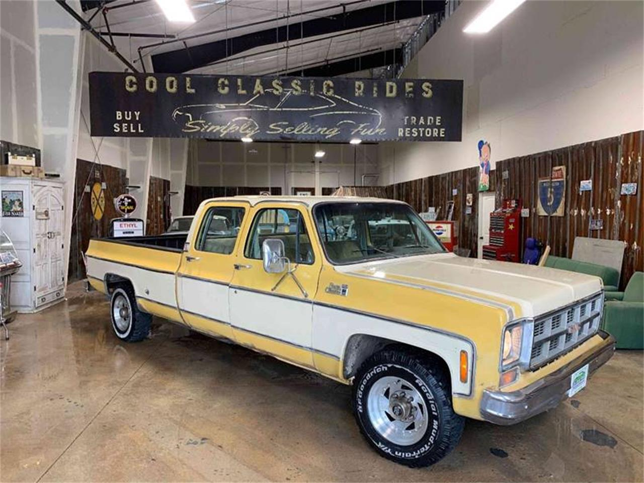 Large Picture of 1978 GMC Pickup located in Redmond Oregon - $8,500.00 Offered by Cool Classic Rides LLC - R2VD