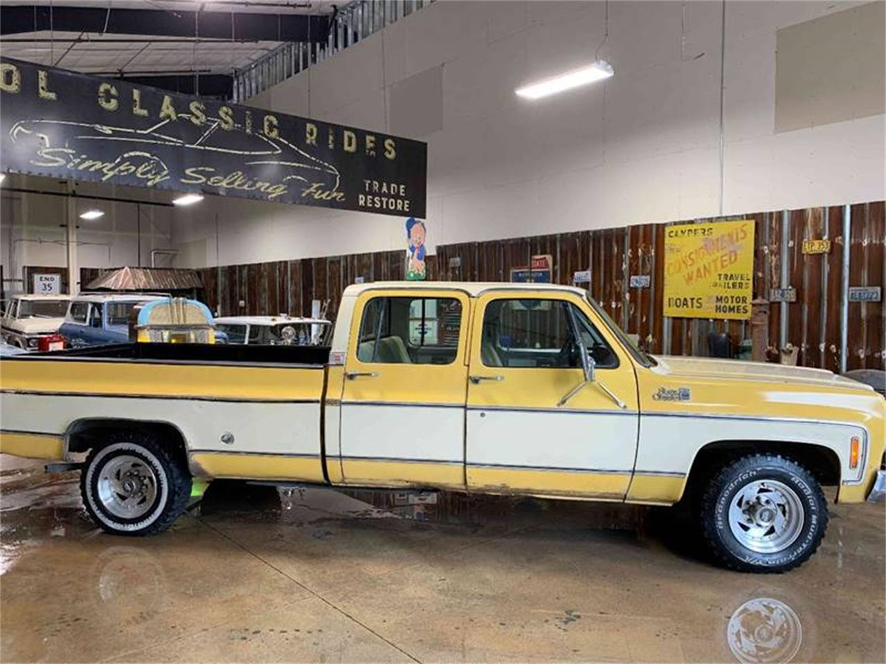 Large Picture of 1978 Pickup - $8,500.00 Offered by Cool Classic Rides LLC - R2VD