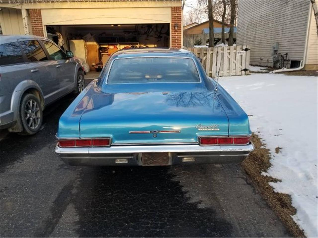 Large Picture of '66 Impala - R0HK