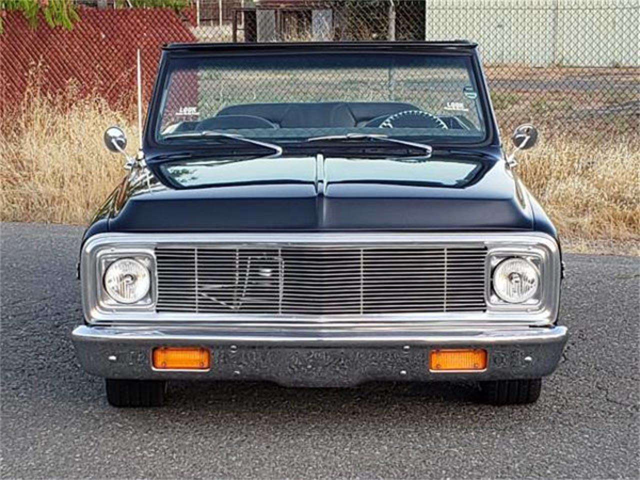 Large Picture of '72 Blazer - R2VL