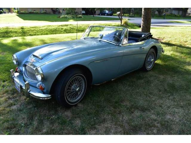 Picture of Classic 1967 Austin-Healey 3000 Mk III - $71,900.00 Offered by  - R2W4