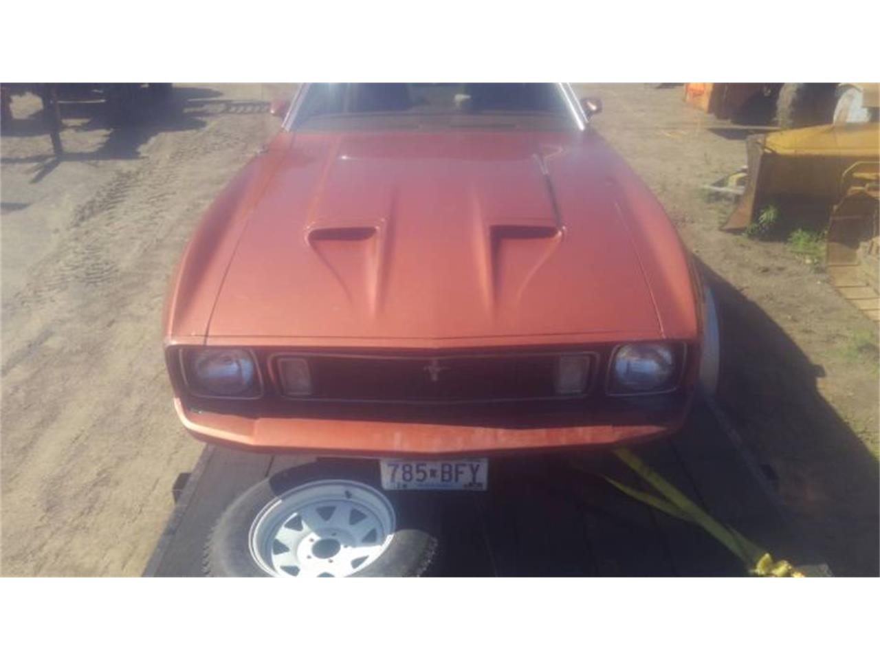 Large Picture of 1973 Mustang located in Cadillac Michigan - $15,995.00 Offered by Classic Car Deals - R0HN