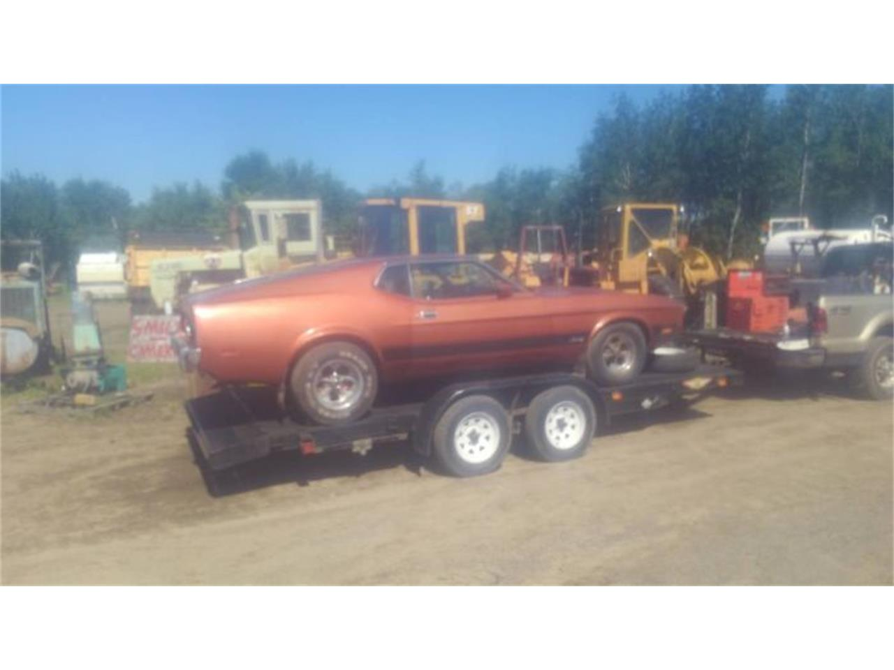 Large Picture of 1973 Ford Mustang - $15,995.00 - R0HN