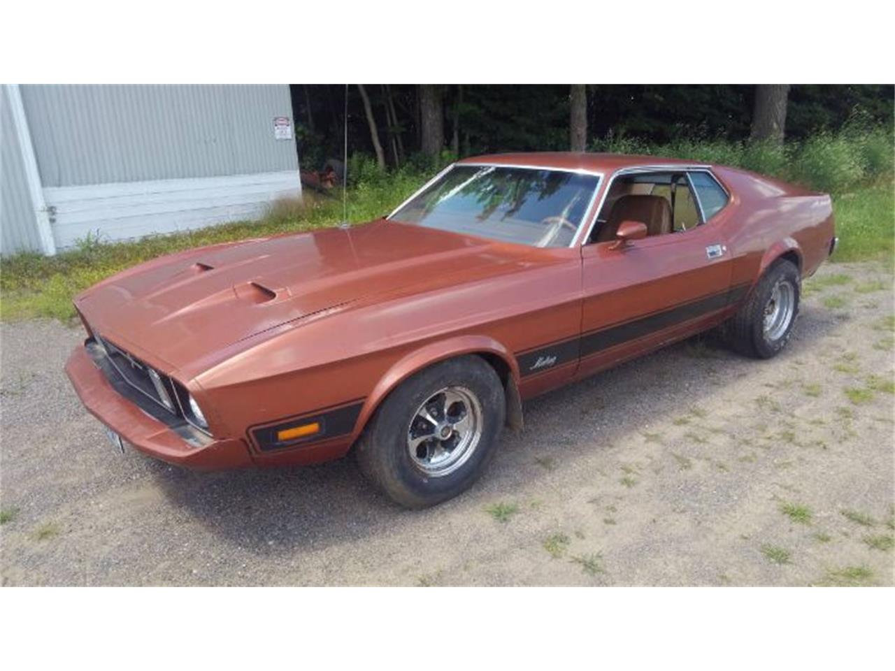 Large Picture of Classic 1973 Ford Mustang located in Michigan - $15,995.00 - R0HN