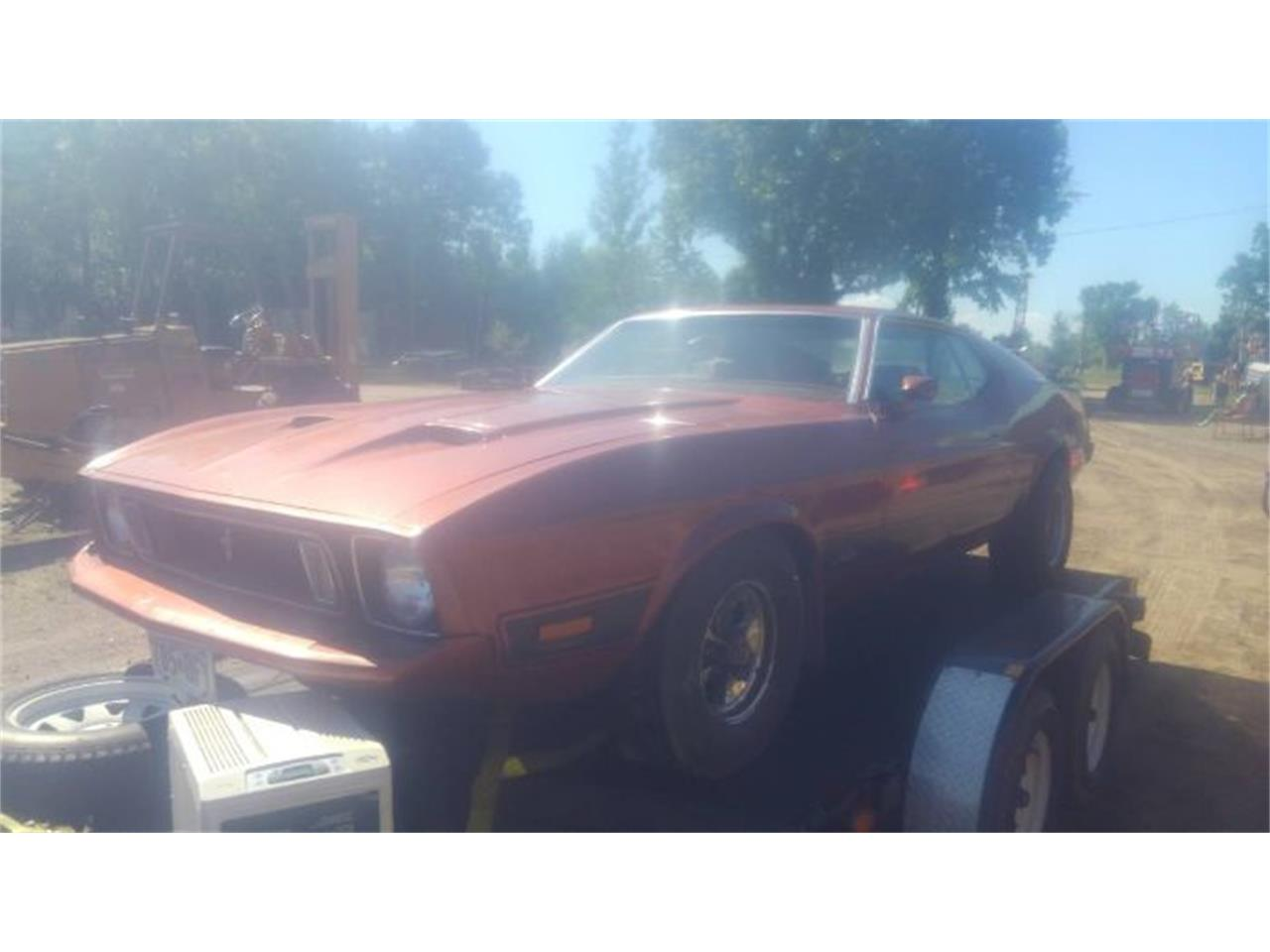 Large Picture of Classic '73 Ford Mustang located in Michigan - R0HN