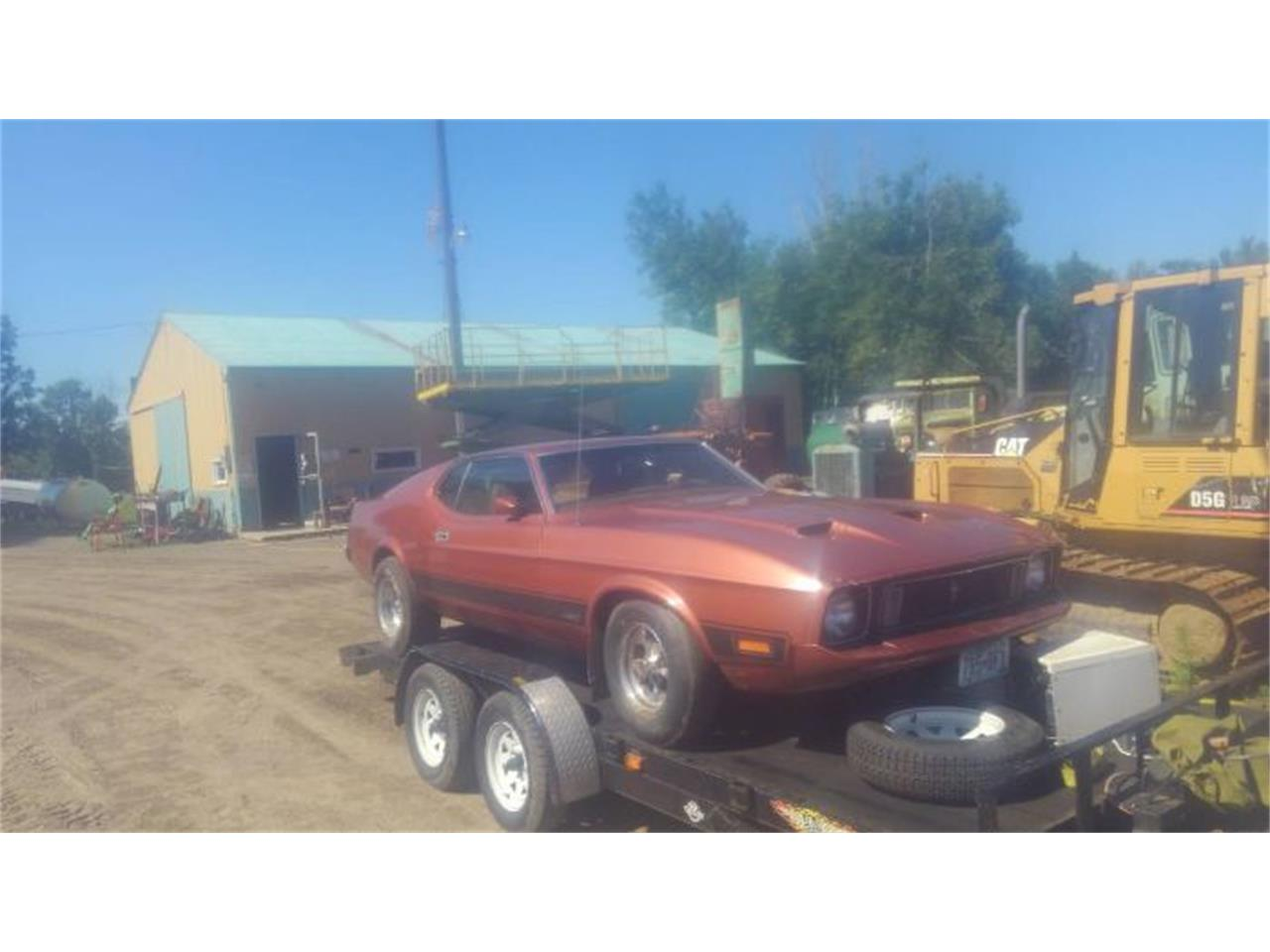 Large Picture of 1973 Ford Mustang - $15,995.00 Offered by Classic Car Deals - R0HN
