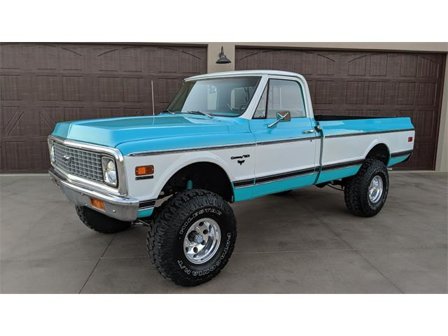 Picture of '72 K-10 - R2X1
