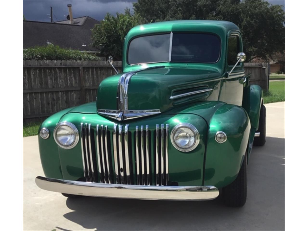Large Picture of '47 1/2 Ton Pickup - R2XJ