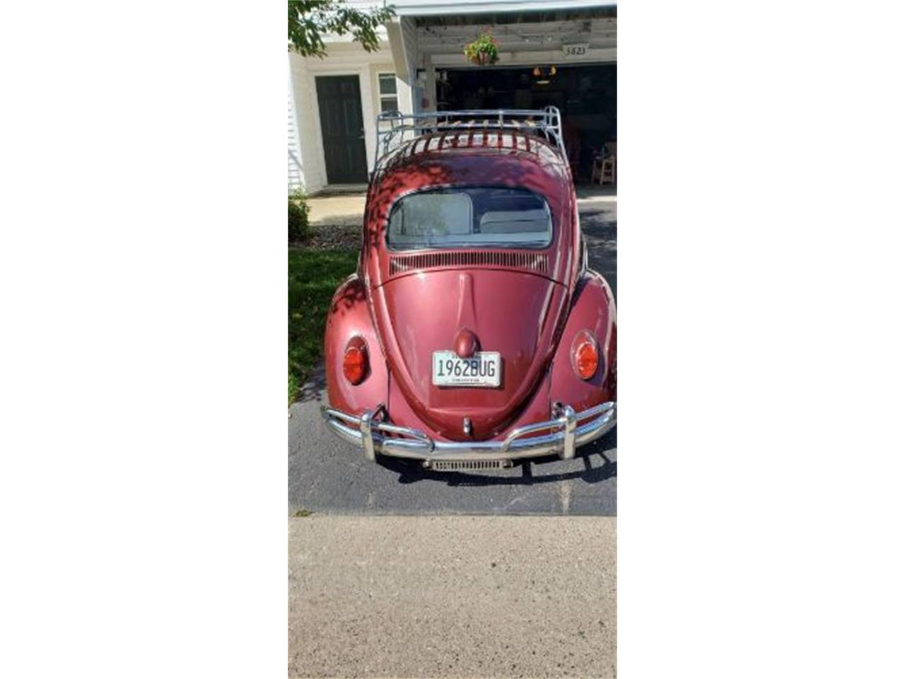 Large Picture of '62 Beetle - R0HU
