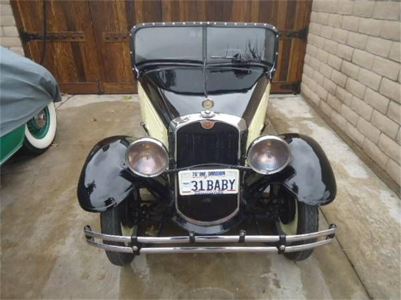 Large Picture of 1931 Austin American located in Cadillac Michigan - $26,495.00 Offered by Classic Car Deals - R2Z6