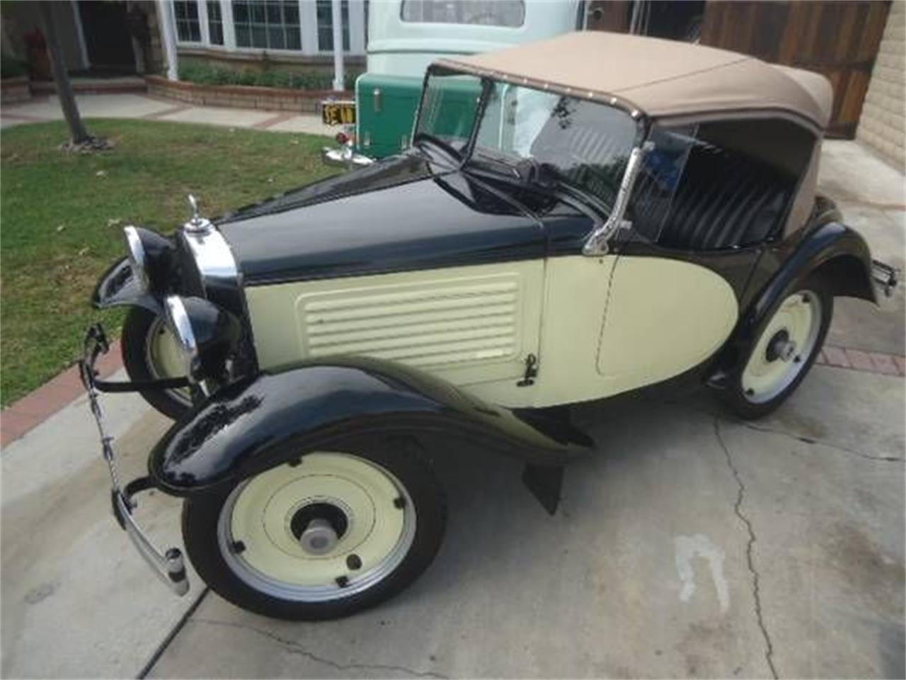 Large Picture of '31 Austin American located in Cadillac Michigan - R2Z6