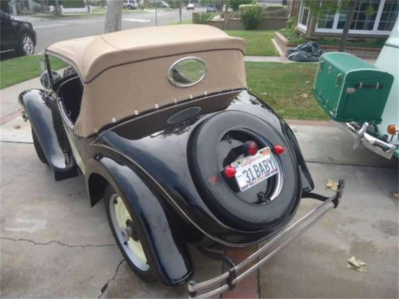 Large Picture of 1931 Austin American located in Cadillac Michigan Offered by Classic Car Deals - R2Z6