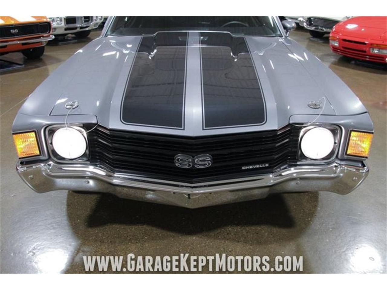 Large Picture of '72 Chevelle - R2ZW