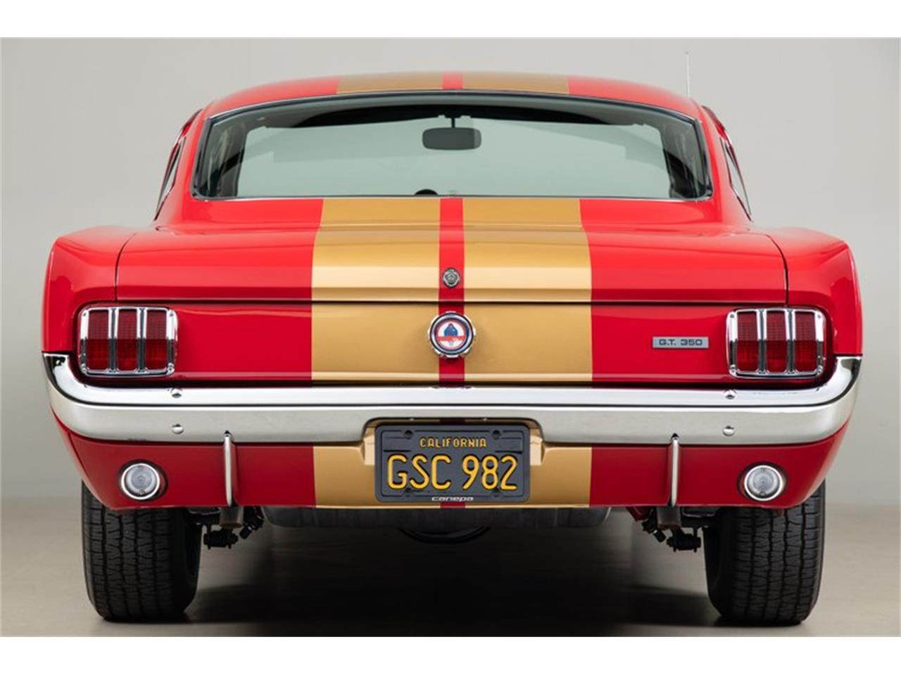 Large Picture of '66 GT350 - R306